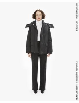 Cotton Nylon Puffer Jacket by Helmut Lang