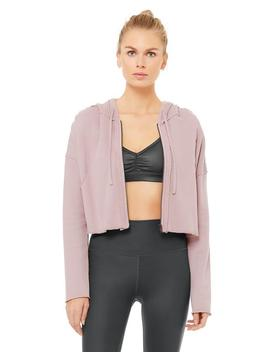 Cruiser Crop Jacket by Aloyoga