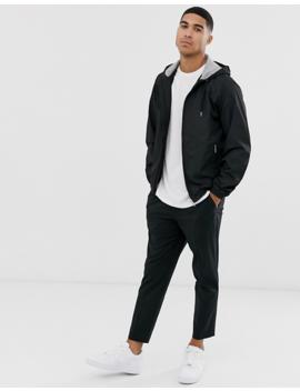pull&bear-lightweight-jacket-in-black by pull&bear