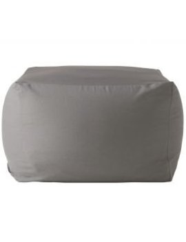 Body Fit Cushion And Cover Set   Charcoal Gray by Muji