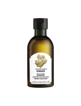 Ginger Scalp Care Shampoo Ask & Answer by The Body Shop