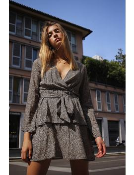 Belted Dress by Subdued