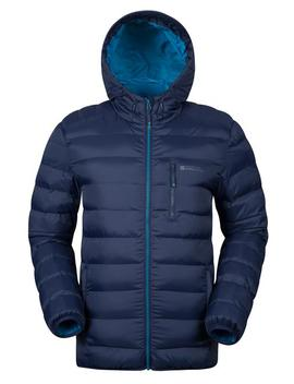 Link Mens Padded Jacket by Mountain Warehouse