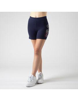 womens-fila-beatriz-high-rise-bike-shorts by fila