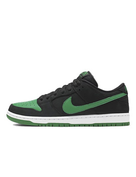 Nike Sb Dunk Low Pro J Pack Black Green | Bq6817 005 by The Sole Supplier