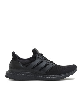 "Ultra Boost Ltd ""Triple Black"" by Adidas"