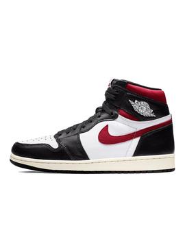 Jordan 1 Retro High Og Black Red | 555088 061 by The Sole Supplier