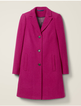 Stanhope Coat by Boden