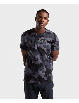 Camo T Shirt by Gymshark