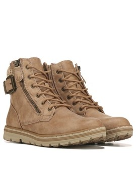 Women's Kelsie Lace Up Boot by Cliffs By White Mountain