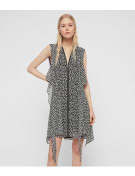 Jayda Scatter Dress by Allsaints