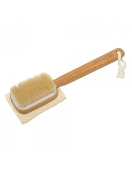 Detox Loofah Brush 1 Ea by Ecopure Bath