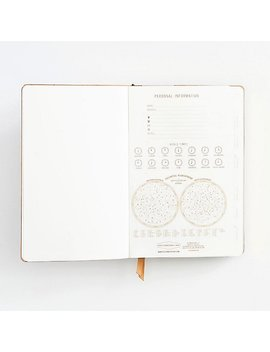 2019 2020 Vegan Leather Medium Planner by Paper Source