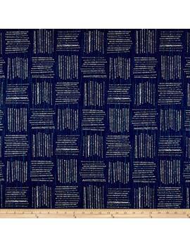 Premier Prints Brave Slub Canvas Italian Denim Fabric by Fabric
