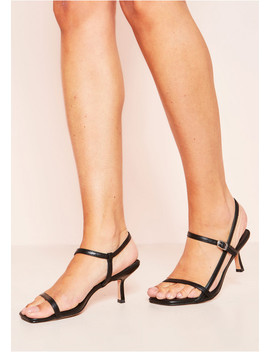 harriet-black-strappy-kitten-heels by missy-empire