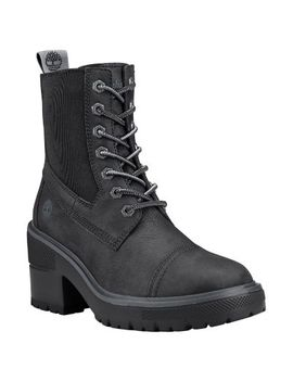 Women's Silver Blossom Mid Boots by Timberland