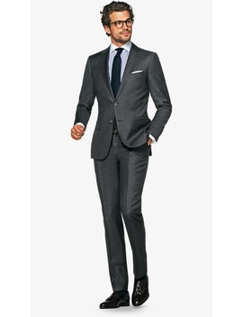 Lazio Grey Suit by Suitsupply