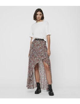 Slvina Wilde Skirt by Allsaints