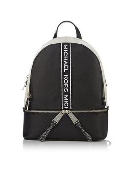 Rhea Logo Backpack by Michael Michael Kors