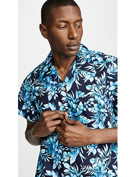 Aloha Shirt   Big Tropical by Naked &Amp; Famous