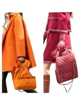 Supermarket Shopper Flap Shoulder Bag by Chanel
