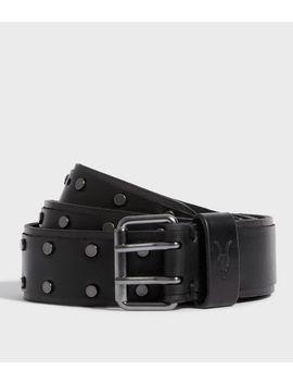 Croft Jeans Leather Belt by Allsaints