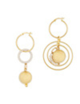 Sonic Mismatched Earrings by Mounser