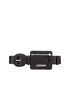Wallet Belt by Jacquemus