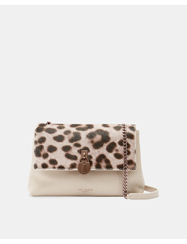 Padlock Crossbody Bag by Ted Baker