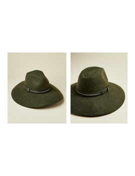 Floppy Wool Hat by Ted Baker