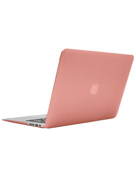 """Incase 13"""" Mac Book Air Fitted Hard Shell Case   Rose Quartz by Best Buy"""