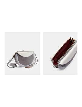 Half Moon Shoulder Bag by Ted Baker