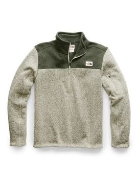 Men's Gordon Lyons ¼ Zip Pullover by The North Face