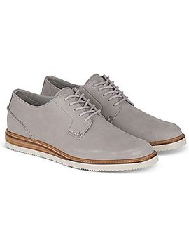 Men's Gold Cup Suede Cheshire Oxford by Sperry