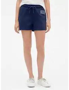 Classic Gap Logo Drawstring Shorts by Gap