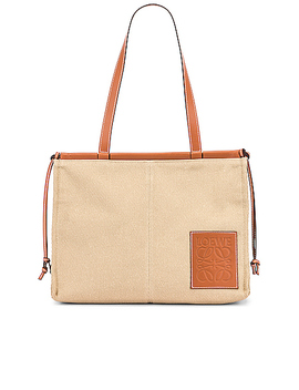 Cushion Tote Bag by Loewe