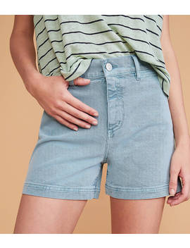 High Waist Shorts by Lou & Grey