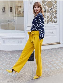 ketton-wide-leg-trousers---saffron by boden