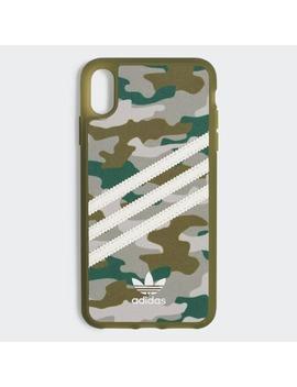 Polyurethane Molded Case I Phone Xs Max by Adidas