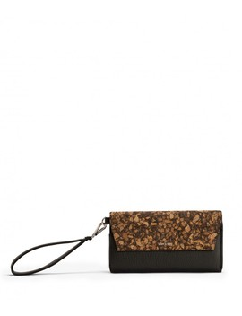 Mercer Large Wallet   Cork by Matt & Nat