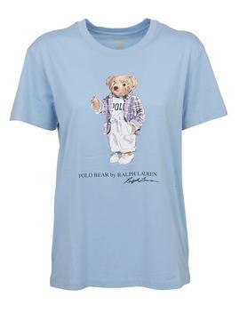 Polo Ralph Lauren Bear Print T Shirt by Polo Ralph Lauren