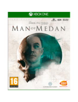 The Dark Pictures Anthology: Man Of Medan by Game