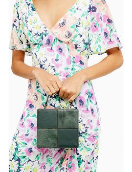 Gia Green Boxy Grab Bag by Topshop