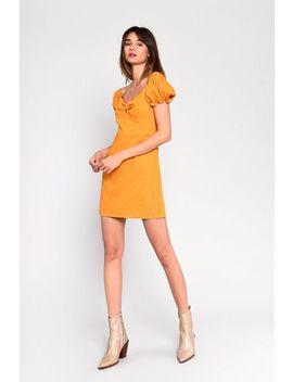 **prärie-kleid-aus-leinen-von-glamorous by topshop