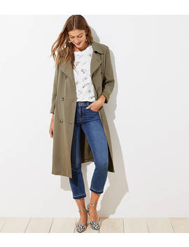 Belted Trench Coat by Loft