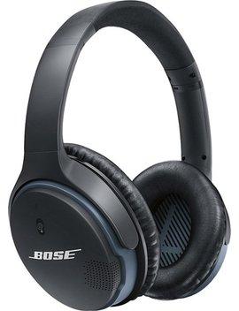 Sound Link® Wireless Around Ear Headphones Ii   Black by Bose®