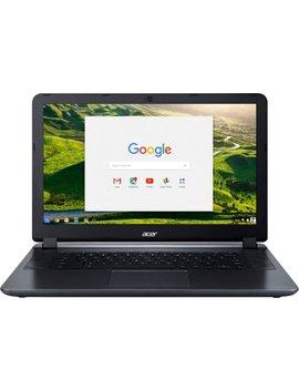 "15.6"" Chromebook   Intel Atom X5   4 Gb Memory   16 Gb E Mmc Flash Memory   Granite Gray by Acer"