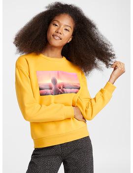 Pride Lands Sweatshirt by Minkpink