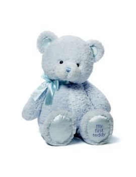 Extra Large Plush My First Teddy by Gund