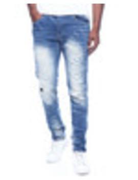 Distressed Vintage Jean by Smoke Rise